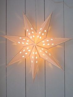 stralende ster