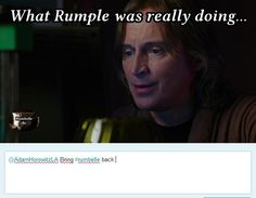 #Rumbelle shippers issue #Rumple, I feel you