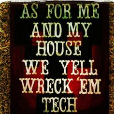 NEED!! Texas Tech!!!!