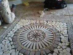 My foyer floor by bego fenix