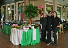 2014 Mother's Day Brunch at Legend Oaks! Our staff makes every event special!