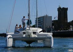 edel catamaran - looks great