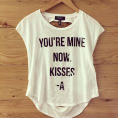 Love this Pretty Little Liars shirt from Aéropostale.