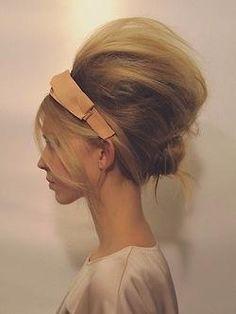 Astounding Pink Lips Updo And Bouffant Hairstyles On Pinterest Short Hairstyles Gunalazisus