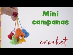 learn to crochet creative mini Christmas bells with your own hands in just a brief amount of your time. we have a few days to crochet some beautiful things before Christmas and these are one of the most creative and an easy Christmas bells to crochet.