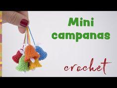 Crochet Creative Mini Bells - ilove-crochet
