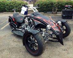Custom Harley Trike