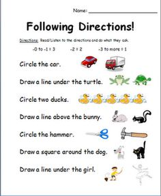 preschool size worksheets- site also has shapes, colors, fine ...