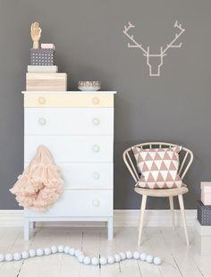 White, Rose & Grey  PLAZA Interiör