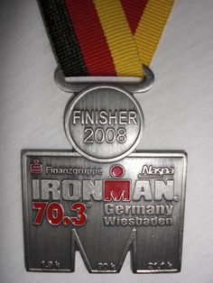 Bucket List. In 2015, you and i will meet IronMan 70.3... :)