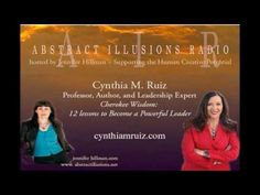 Abstract Illusions Radio With Cynthia M. Ruiz