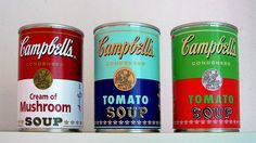Top 5 Sources of Fluoride (It's Not Your Toothpaste or Drinking Water) Andy Warhol, Pop Art Definition, What Is Pop Art, Creamed Mushrooms, Stuffed Mushrooms, Famous Pop Art, Campbell's Soup Cans, Cream Of Tomato, Campbell Soup Company