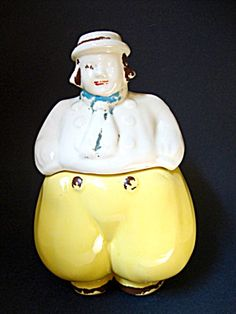 Jack Cookie Jar, Shawnee