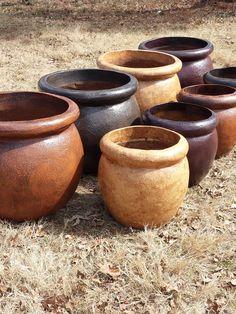 Lightweight Pottery Medium 26 lbs. & Small 17 lbs.   Custom Colors Available