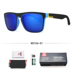 58737876e Fashion Guy's Sun Glasses From Kdeam Polarized Sunglasses Men Classic  Design All-Fit Mirror Sunglass With Brand Box CE