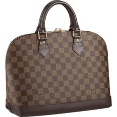a630f55b9927 Louis Vuitton Damier Ebene Canvas Alma N51131 Louis Vuitton Taschen