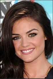 Famous Eye-Brows of Lucy Hale