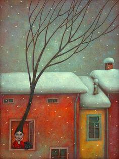 'The Window' - Paolo Domeniconi