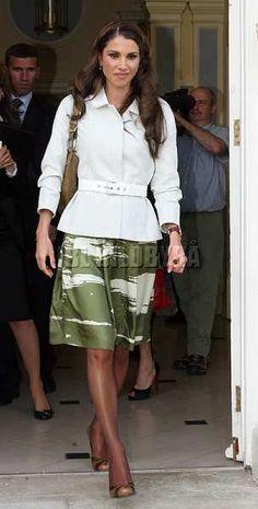 Yves Saint Laurent skirt....So elegant