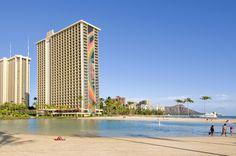 Hilton Hawaiian Village Waikiki Beach Resort has completed its seven-month, $4.3 million Tapa Pool rejuvenation project. Credit: Hilton Hotels & Resorts.