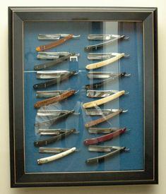 razor display case