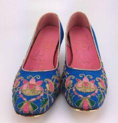 Taj Tajerie Vintage Shoes Sz 6 5 I Dream of Jeannie | eBay