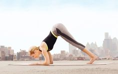 Fat-melting yoga moves you can do at home http://onself.co/HpZDRUY