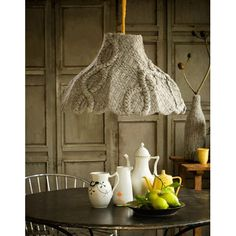 7 Upcycled Lighting Projects with an eclectic style - The Cottage Market