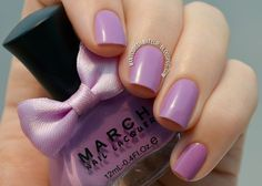 The Manicured Amateur: Swirly-Stamped Ruffian Nail Art featuring Born Pre...