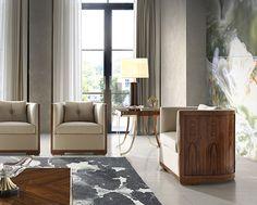 SOHER classic armchairs