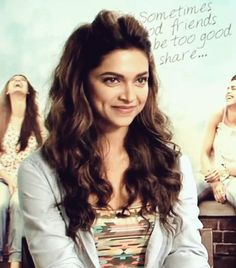 my goddess, Deepika!