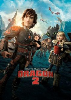 How To Train Your Dragon II (2014)