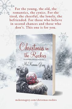 One romantic Christmas escape. Can six willing hearts find a second chance at love? Join us this holiday season and fall in love like it was the first time. Contemporary Romance Novels, Christmas Books, Book Journal, Romance Books, Falling In Love, Join, Hearts, Romantic, Writing