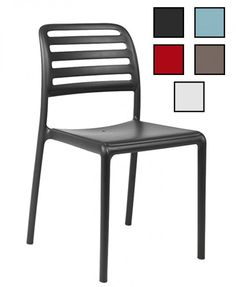 Costa Outdoor Chair – Made in Italy Cafe Chairs, Dining Chairs, Dining Table, Danish Armchair, Barcelona Chair, Light Oak, Bar Set, Solid Oak, Bookshelves