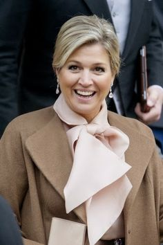 16 January 2014 King Willem-Alexander and Queen Máxima attended the New Years reception for the Corps Diplomatique at the Royal palace in Amsterdam.