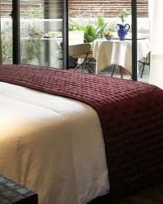 Hotel Neri (Province of Barcelona, Spain) Barcelona Hotels, Barcelona Spain, The Masterpiece, Hotel Reviews, Comforters, Blanket, Bed, Furniture, Travel Destinations