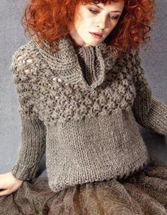 nice i think I could do a crochet variation