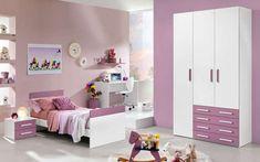 Camerette per bambini: Key rosa di Mondo Convenienza - Camerette per ...