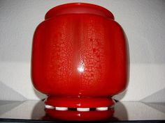 Leerdam - A.C. Copier vase