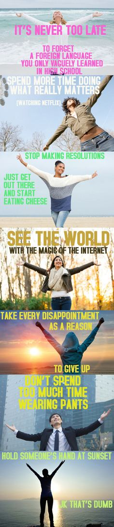See the world with the magic of the Internet...