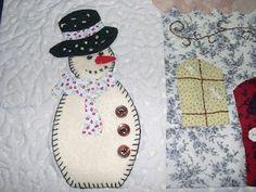 Pezze di fantasia: Mini quilt