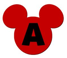 Mickey Mouse 1st Birthday INSTANT DOWNLOAD Digital Clip