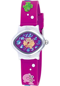 Price:$11.99 #watches Activa SV623-001, This kids timepiece from Activa is cute and colorful, designed with a charming cartoon style character.