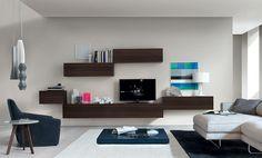 meuble-tv-suspendu-design-moderne-mdf-bois-foncé