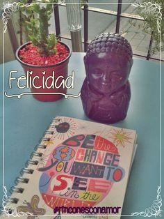 Felicidad #violeta
