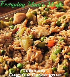 """<p>Forget the take out, you can get the same flavors and control the ingredients! Get the recipe <a href=""""http://everydaymomsmeals.blogspot.com/2014/04/take-out-casserole.html""""><em><strong>here</strong></em></a>.</p>"""