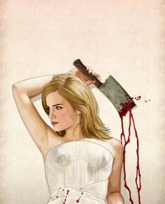 Slaughterhouse Starlets: Emma W - by Keith P. Rein