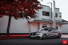 Vossen Wheels Official Thread (Pics, Videos, Behind the Scenes, Forged Factory, etc) Vossen Wheels, C Class, Military Discounts, Us Images, Entrance, Sporty, Exterior, German, Videos