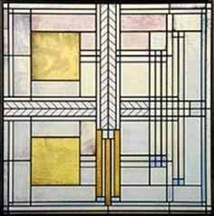 Willits House Skylight Design Frank Lloyd Wright