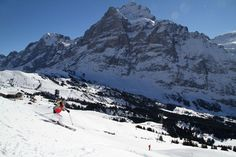 Skiing Switzerland in the Jungfrau www.luxuryskitrips.com